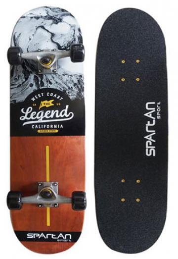 Skateboard Spartan Legend de la Prospalier Srl - Lemnaria Jder