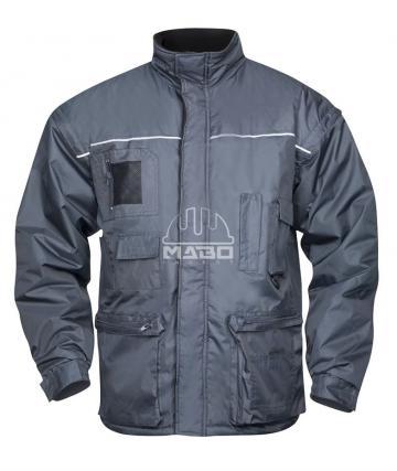 Jacheta de iarna cu maneci detasabile Lino de la Mabo Invest
