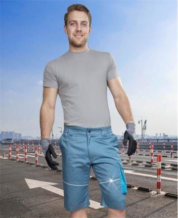 Pantaloni scurti de lucru Summer gri - Ardon de la Mabo Invest