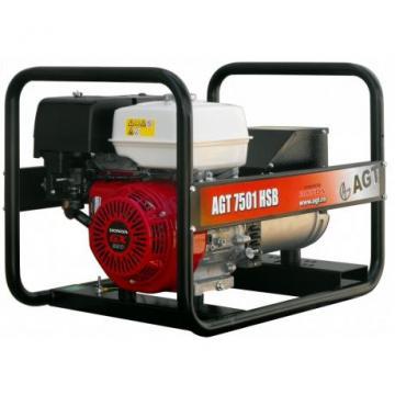 Generator curent AGT 7501 HSB SE