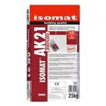 Adeziv pentru placi Isomat AK 21 Dustless Grey 25 kg