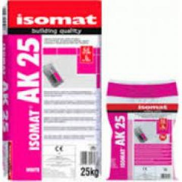 Adeziv pentru placi Isomat AK 25, White 5 kg