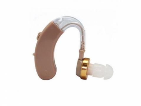 Aparat auditiv retroauricular dupa ureche cu baterii de la Www.oferteshop.ro - Cadouri Online