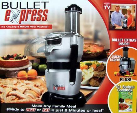 Robot de bucatarie Bullet Express