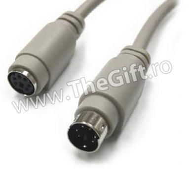 Cablu prelungitor PS2 MD8M/MD8M