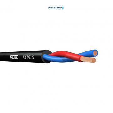 Cablu boxe Klotz LY240S de la Sc Rolling Serv Srl