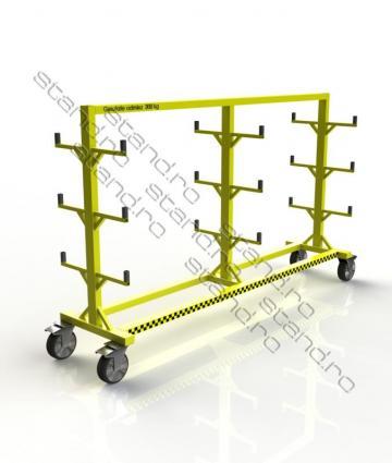 Carucior transport tevi 0628 de la Rolix Impex Series Srl