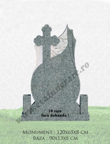 Cruce granit Ciucodi 14 de la Casa Funerara Eva Srl