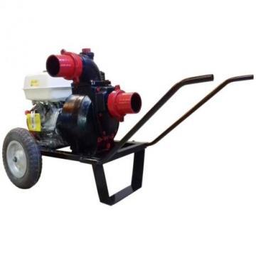 Motopompa pentru ape murdare, motor Kama DWP 390 K4X de la Tehno Center Int Srl