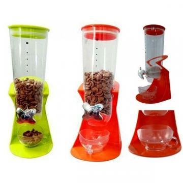 Dispenser pentru cereale simplu cu ceasca inclusa de la Www.oferteshop.ro - Cadouri Online