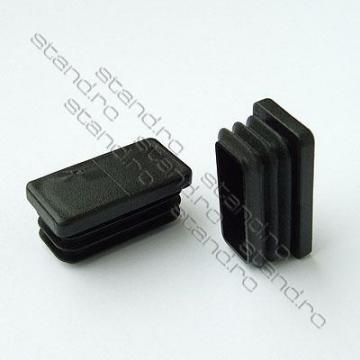 Dop pentru tevi rectangulare 40*20mm 7810 de la Rolix Impex Series Srl
