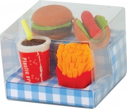Gume de sters Fast Food de la Plasma Trade Srl (happymax.ro)