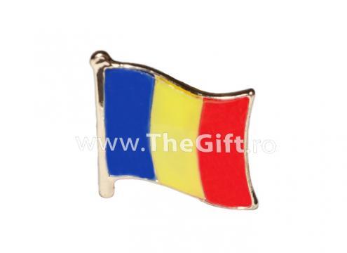 Insigna tricolora, drapelul Romaniei