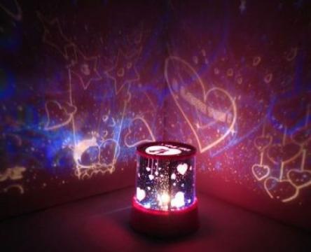 Lampa proiector Star Lover