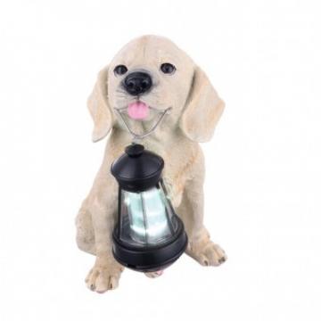 Lampa solara Strend Pro Puppy, 24x14x25 cm, 1 LED, AA