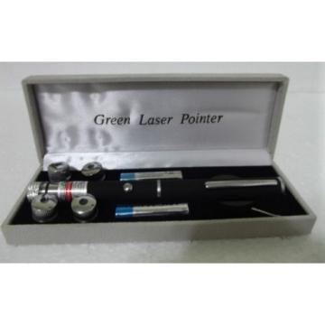 Laser verde 1000mW cu 5 capete de schimb de la Preturi Rezonabile