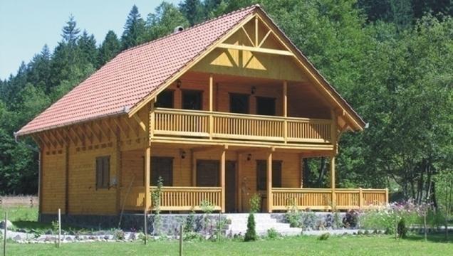 Casa din lemn Liban 2 de la Korondi Arcso Srl