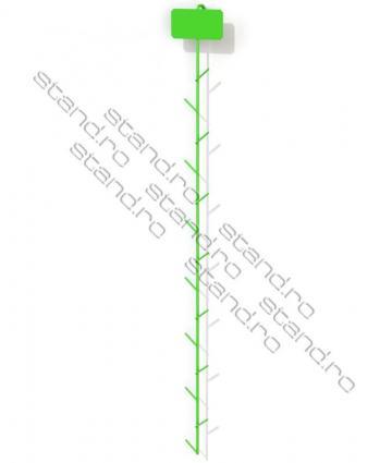 Linie carlige pentru blistere 1292 de la Rolix Impex Series Srl