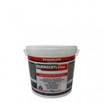 Tencuiala acrilica Marmocryl Fine 1,50 mm, Base D 25 kg de la Izotech Services