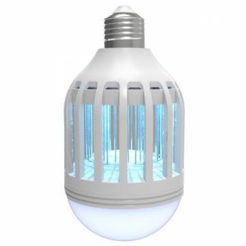 Bec LED 2 in 1 cu lampa UV anti insecte Mosquito Killer Lamp