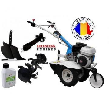 Motosapa AGT 5580 motor Honda GP160 cu plug de bilonat de la Tehno Center Int Srl