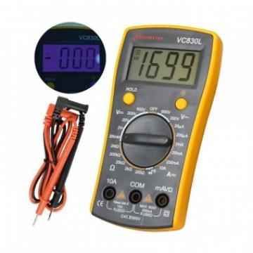 Multimetru digital Home VC 830L de la Viva Metal Decor Srl