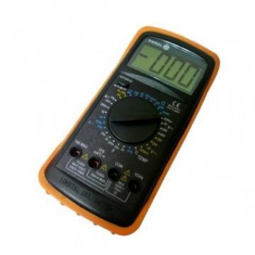 Multimetru digital universal Vorel 81784, 10A, 600V de la Viva Metal Decor Srl