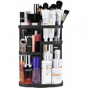 Organizator pentru cosmetice rotativ 360 Cosmetic Organizer de la Www.oferteshop.ro - Cadouri Online