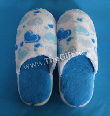 Papuci de casa caldurosi