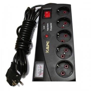 Prelungitor cu protectie si indicator analogic pentru voltaj de la Www.oferteshop.ro - Cadouri Online