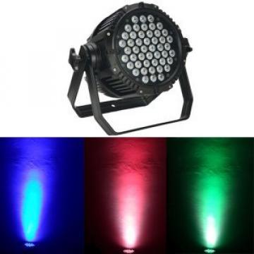 Proiector de lumini cu leduri PAR 54 RGB 3W