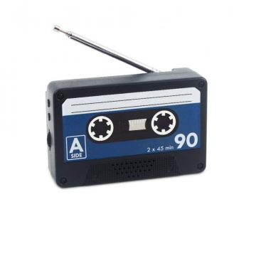 Radio FM portabil magnetic, caseta audio de la Plasma Trade Srl (happymax.ro)