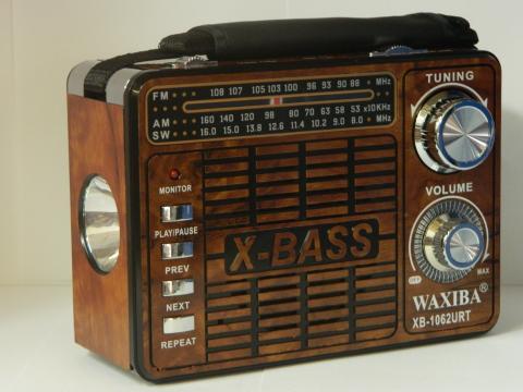 Radio MP3, USB, SD Waxiba XB-1062URT de la Preturi Rezonabile