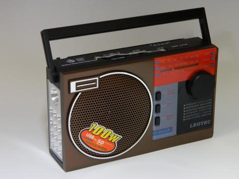 Radio MP3 portabil Leotec LT-311UAR de la Preturi Rezonabile