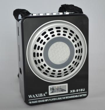Radio MP3 portabil Waxiba XB-908U
