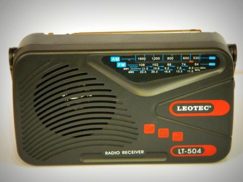 Radio portabil Leotec LT-504 de la Preturi Rezonabile
