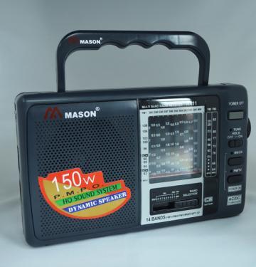 Radio portabil Mason R411 de la Preturi Rezonabile