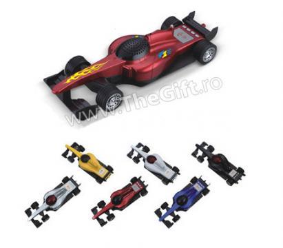 Radio si Mp3 Player in forma de masina de Formula 1 de la Thegift.ro - Cadouri Online