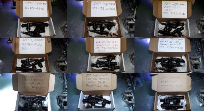 Reparatii injectoare pompe duze 2.0 TDI de la Reparatii Injectoare Buzau - Bosch, Delphi, Denso, Piezo, Si