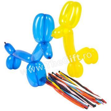 Set 100 baloane lungi, pentru figurine
