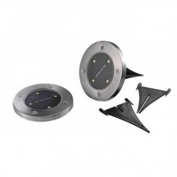 Set 2 lampi solare Strend Pro Izar, Gruid, 120x140 mm, 4 LED