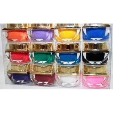 Set de 12 geluri UV unghii colorate