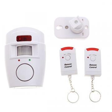 Sistem alarma cu senzor de miscare si 2 telecomenzi