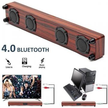 Soundbar Bluetooth difuzor Bass unitate dubla diafragma de la Www.oferteshop.ro - Cadouri Online