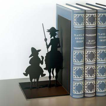 Suport lateral pentru carti - Don Quijote de la Plasma Trade Srl (happymax.ro)