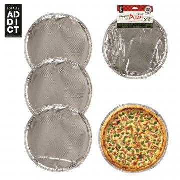 Tavi de unica folosinta pentru pizza la cuptor de la Plasma Trade Srl (happymax.ro)
