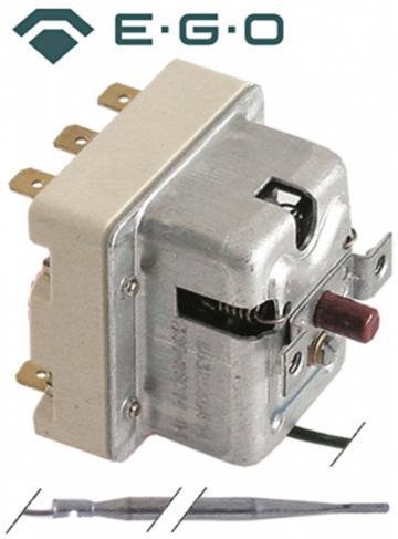 Termostat trifazic de siguranta 365*C, 3poli, 20A de la Kalva Solutions Srl