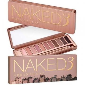 Trusa machiaj profesionala pentru makeup cu 12 nuante Naked
