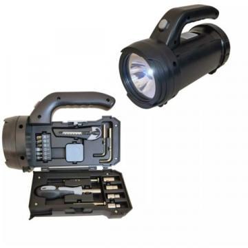 Lanterna pe baterii cu mini trusa de scule, 17 piese incluse de la Startreduceri Exclusive Online Srl - Magazin Online - Cadour