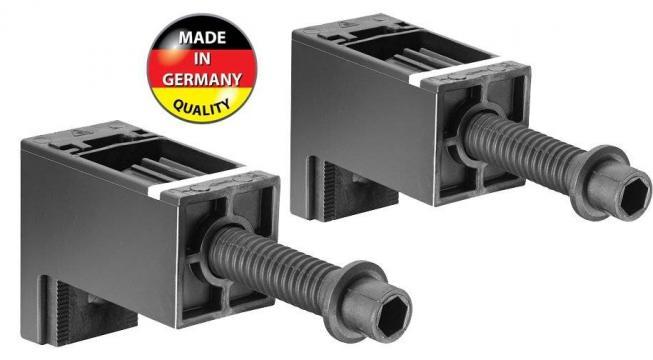 Set suporti perete pentru rama WC Schell Montus de la Axa Industries Srl